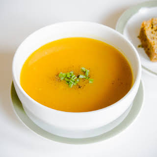 Simple Pumpkin Soup.