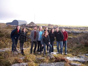 Photo: A group shot (Mary, Jess, Ryan S, Sage, Amanda, Amy, Jackie, Ryan J, & Josh)