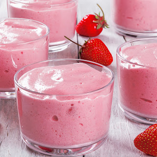 Strawberry Cheesecake Pudding Dessert Recipes.
