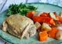 Roasted Chicken With Vegetables, Bonnie's Recipe
