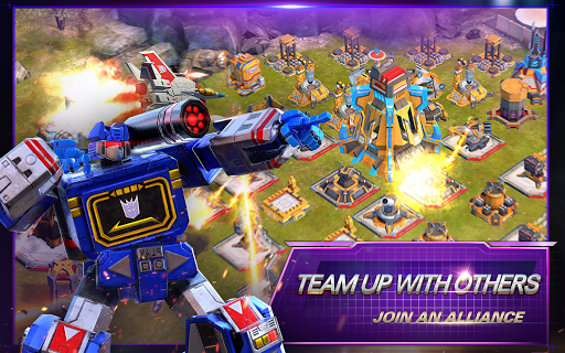 Transformers:Earth War 1.9.0.66 screenshots 15