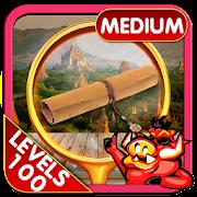 Challenge #79 Secret Temples Hidden Objects Games
