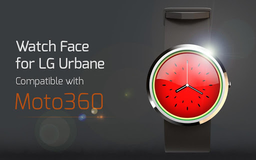 Watch Face for LG Urbane