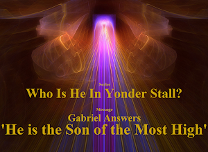 Photo: Series: Who Is He In Yonder Stall? Message: Gabriel Answers, 'He is the Son of the Most High'  https://sites.google.com/site/biblicalinspiration1/home/biblical-inspiration-1-series-the-who-is-he-in-yonder-stall-gabriel-answers-he-is-the-son-of-the-most-high-the-moody-church