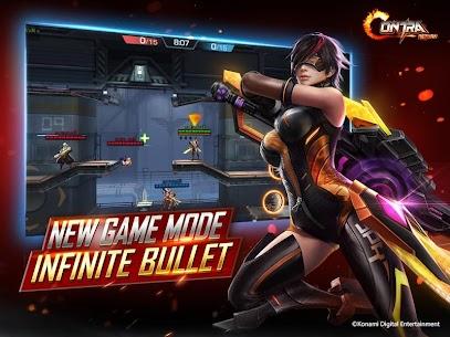Download Garena Contra Return MOD APK English Version Android 10