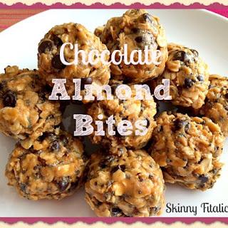 Chocolate Almond Bites