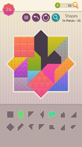 Polygrams - Tangram Puzzle Games 1.1.33 screenshots 14