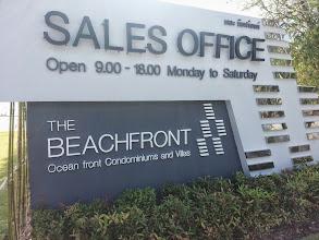 Photo: Офис продаж кондоминиумов The Beachfront на Пхукете