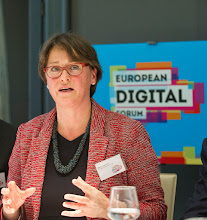 Photo: Marjut Santoni, deputy chief executive of the European Investment Fund