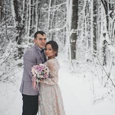 Wedding photographer Bogdan Gontar (bodik2707). Photo of 17.02.2018