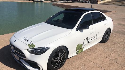 Nuevo Mercedes Clase C 2021 de Grupo Saveres
