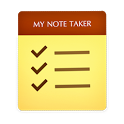 Notes reminder notepad taker and reminders manager icon