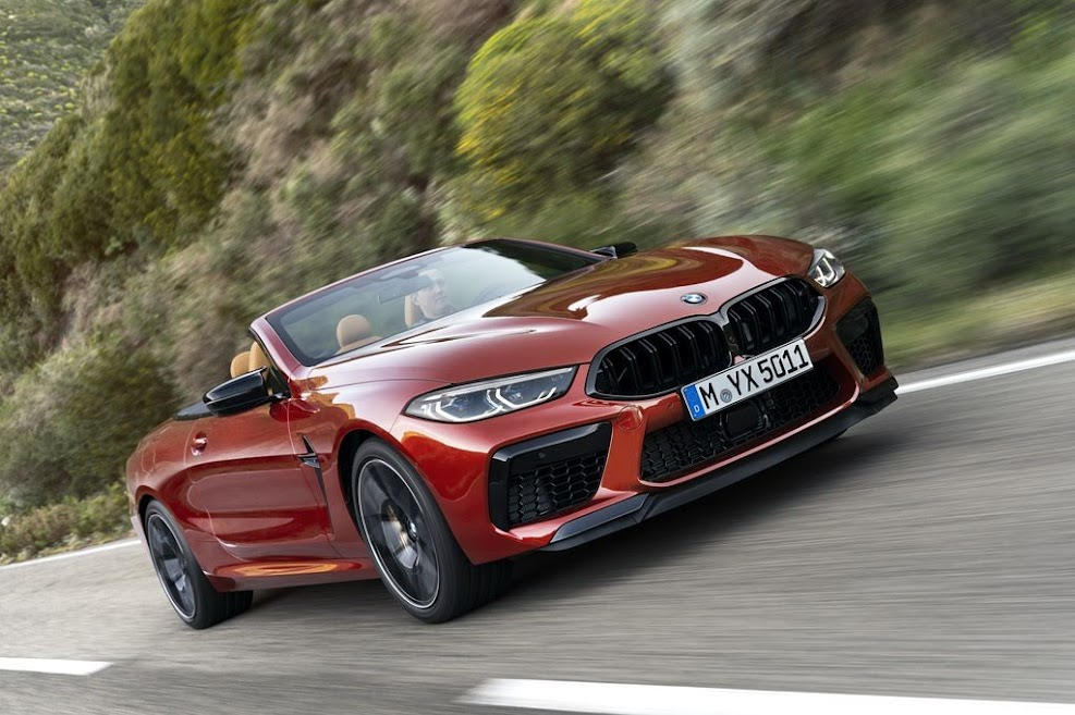 Nuevos BMW M8 Competition Coupé y Cabrio
