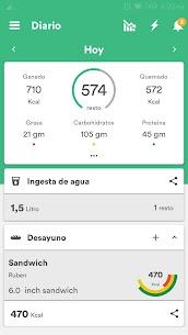 Salud y Dieta – Perder Peso & Contador de Calorias 3
