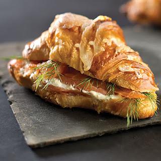 Smoked Salmon Cream Cheese Sandwich Recipes
