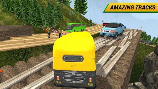 Offroad Tuk Tuk Driving Simulator Free 1.0 screenshots 3