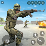 Anti Terrorist Shooting Strike: Real Commando 2020 MOD APK 1.1.1 (Mega Mod)