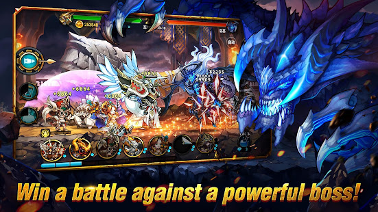 Hack Game Seven Guardians apk free