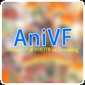 AniVF - Animes VF et VOSTFR en Streaming Vostfree icon