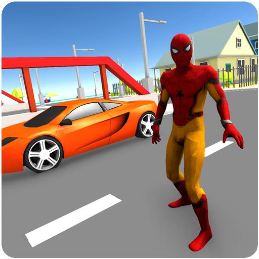 Spider Hero Dream City