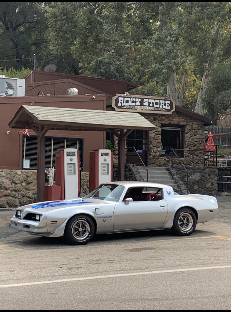 Pontiac  Trans Am Hire Moorpark