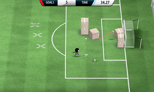Stickman Soccer 2016 Screenshot