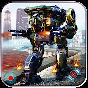 War Robots 2018: Shooter Robots War Games