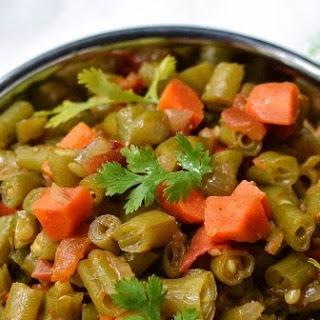 Nepali Mixed Vegetable Curry (Tarkari).