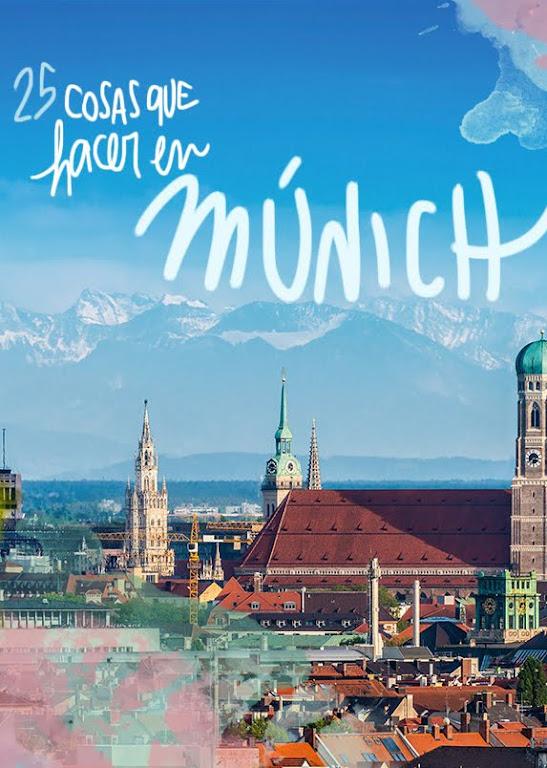que ver y hacer en Múnich