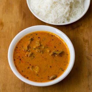 Perur Athama's Mutton Kuzhambu (Curry)