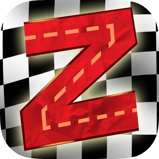 Ziggy Kids Racing - Zig Zag 休閒 LOGO-玩APPs