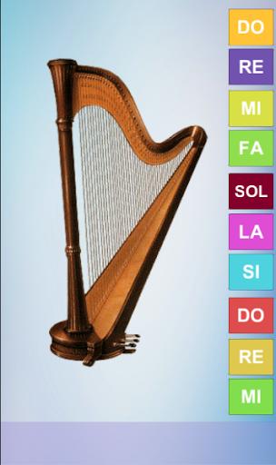 Real Harp
