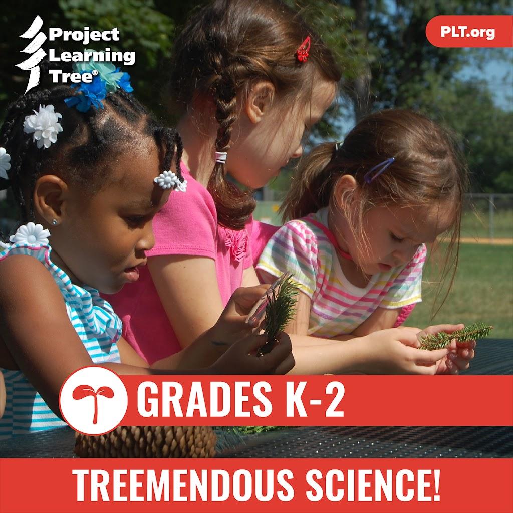 Cover for Treemendous Science E-Unit