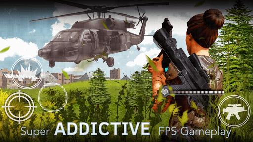 Freedom Forces Battle Shooting - Gun War 1.0.8 screenshots 10