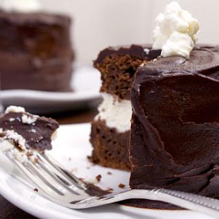 Mini Tuxedo Cakes For Two