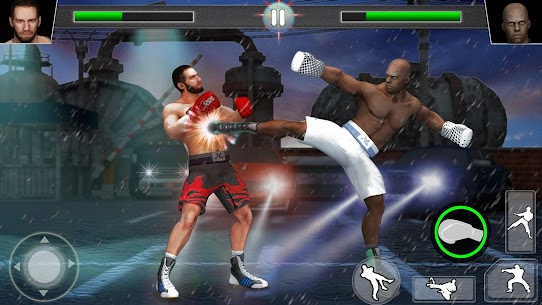 Kickboxing Fighting Games: Punch Boxing Champions 2
