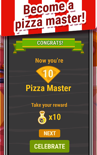 Hot Slice - Pizza Maker Simulator: cooking game - screenshot