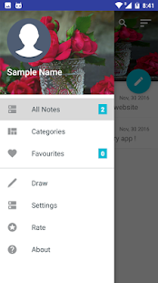 Diary free app with lock - náhled