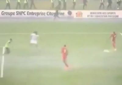 ? Le derby Congo-RDC arrêté à cause d'une météo catastrophique (vidéos)