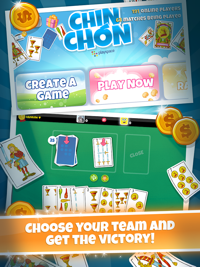 Chinchon by Playspace- screenshot