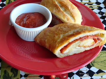 Giuseppe Pepperoni Rolls Recipe