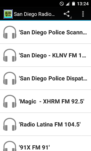 San Diego Radio Stations  screenshots 1