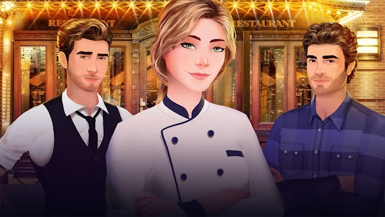 Recipe of love: Interactive Story MOD (Unlimited Money/Free Shopping) 6
