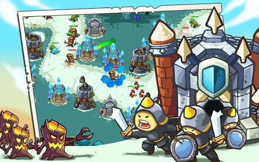 Tower Clash TD screenshot 2