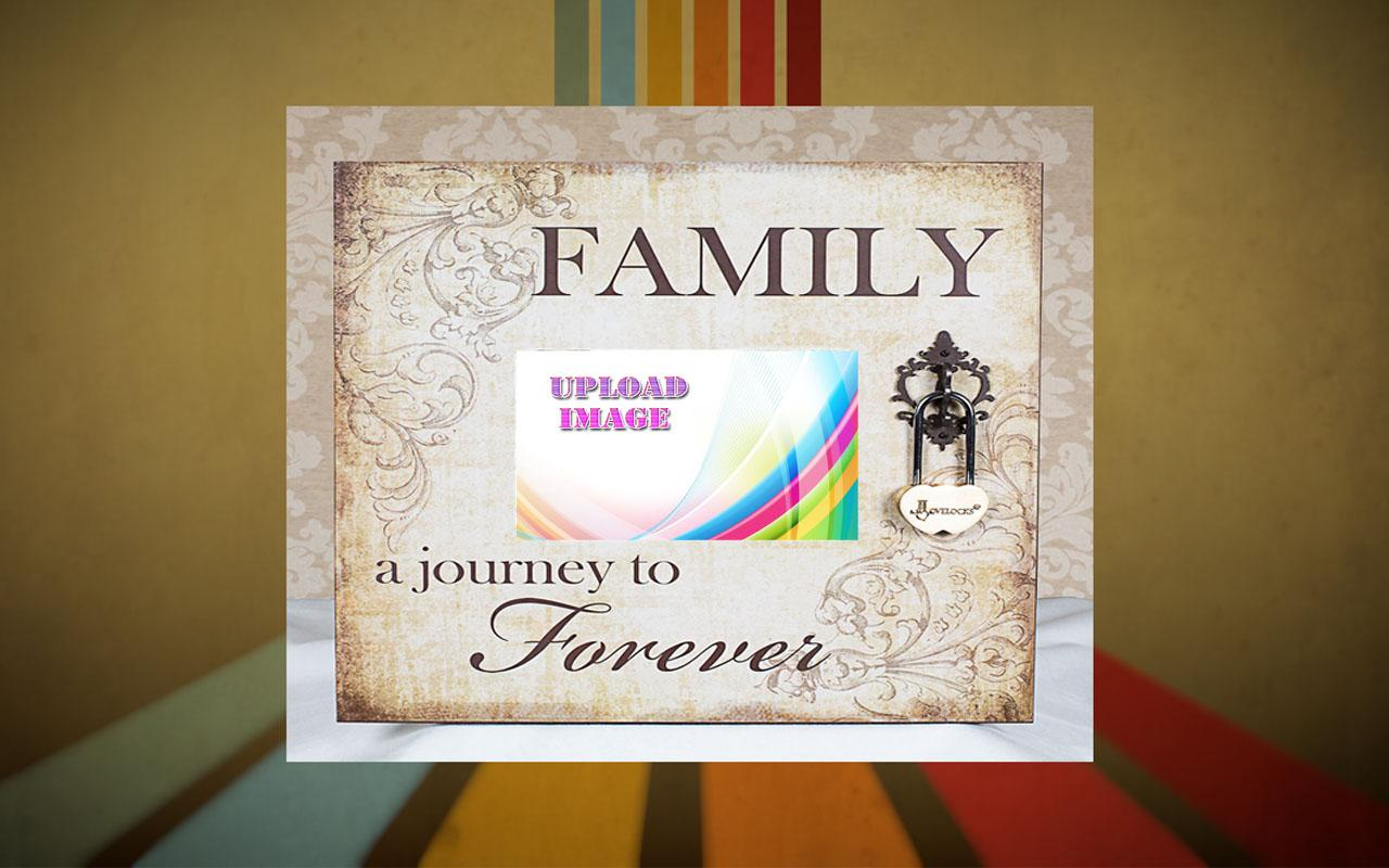 family photo frames screenshot