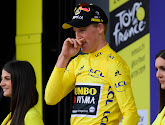 """""""Incroyable"""": Mike Teunissen savoure, il prend le maillot jaune 30 ans après Erik Breukink"""