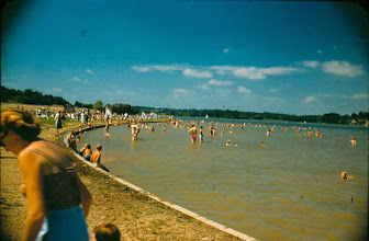 Photo: Beach August 10th, 1958