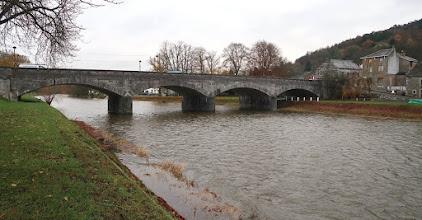 Photo: Pont sur l'Ourthe