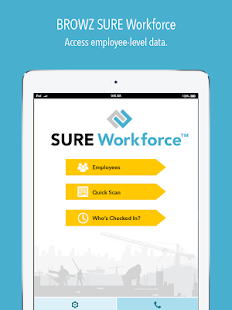 BROWZ SURE Workforce- screenshot thumbnail