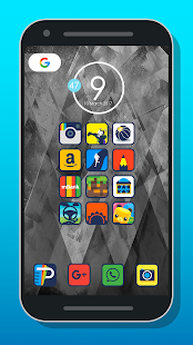 Merrun - Icon Pack Screenshot